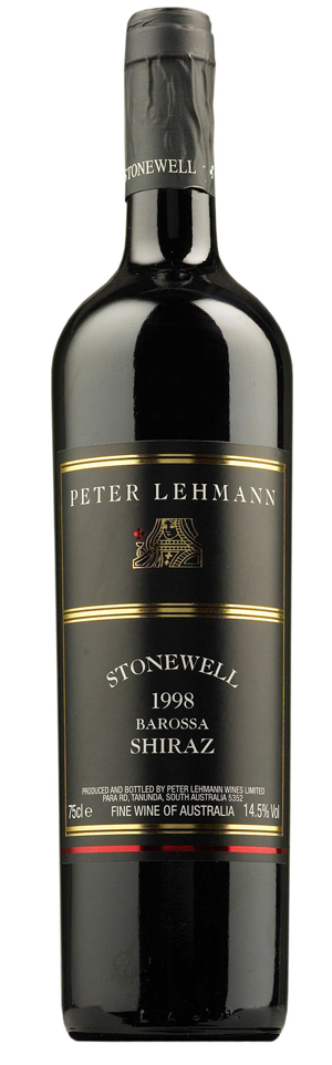 Peter Lehman Stonewell Shiraz 2004