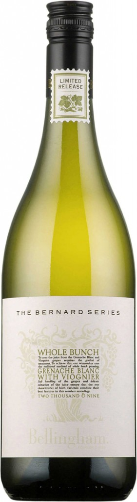 The Bernard Series Old Vine Chenin Blanc 2010
