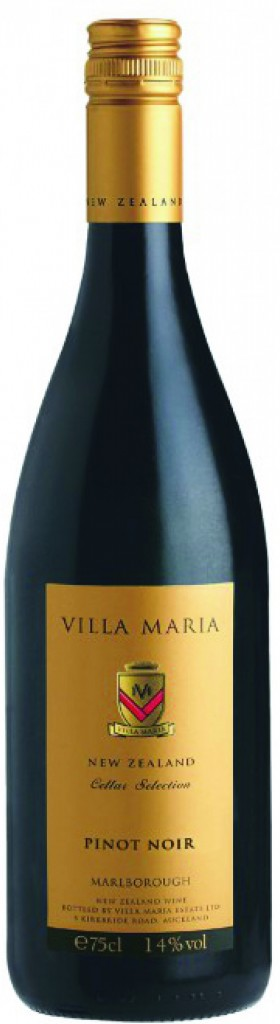 Villa Maria Cellar Selection Pinot Noir 2009