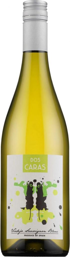 Dos Caras Verdejo Sauvignon Blanc 2009