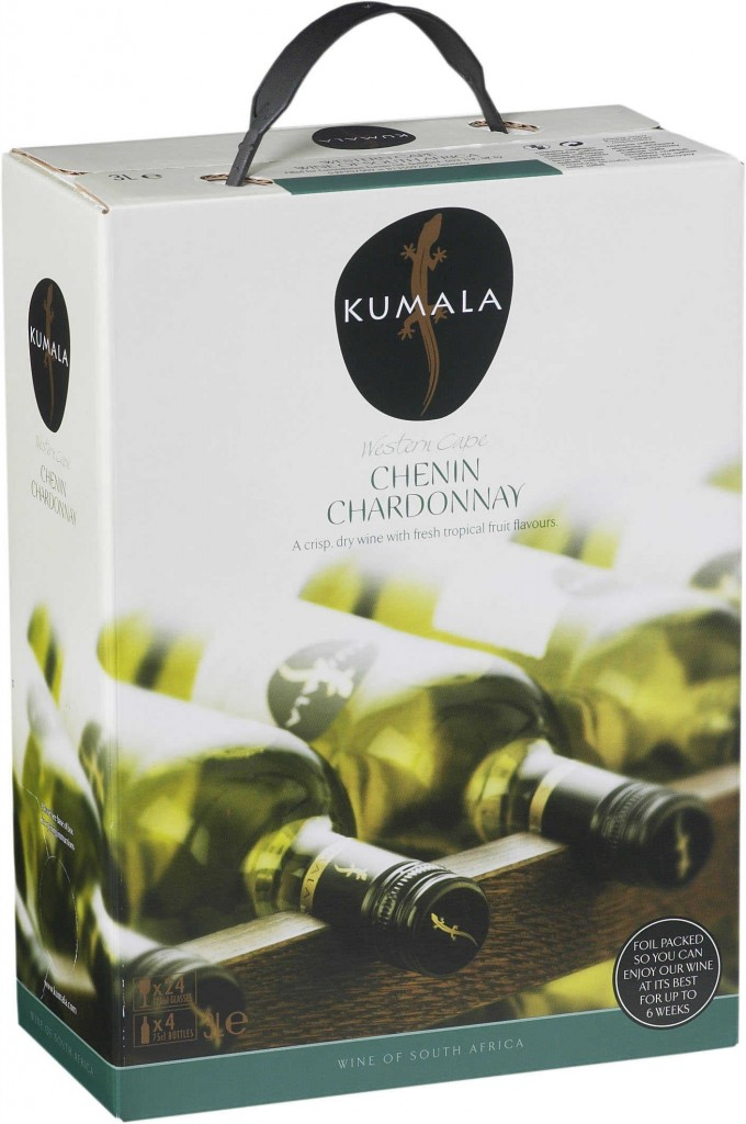 Kumala Chenin Chardonnay 2011