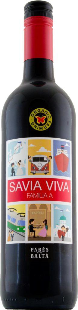 Savia Viva Organic A Tinto 2014