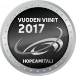 Vuoden Viinit 2017 Hopea