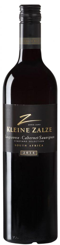 Kleine Zalze Vineyard Selection Sangiovese Cabernet Sauvignon 2014