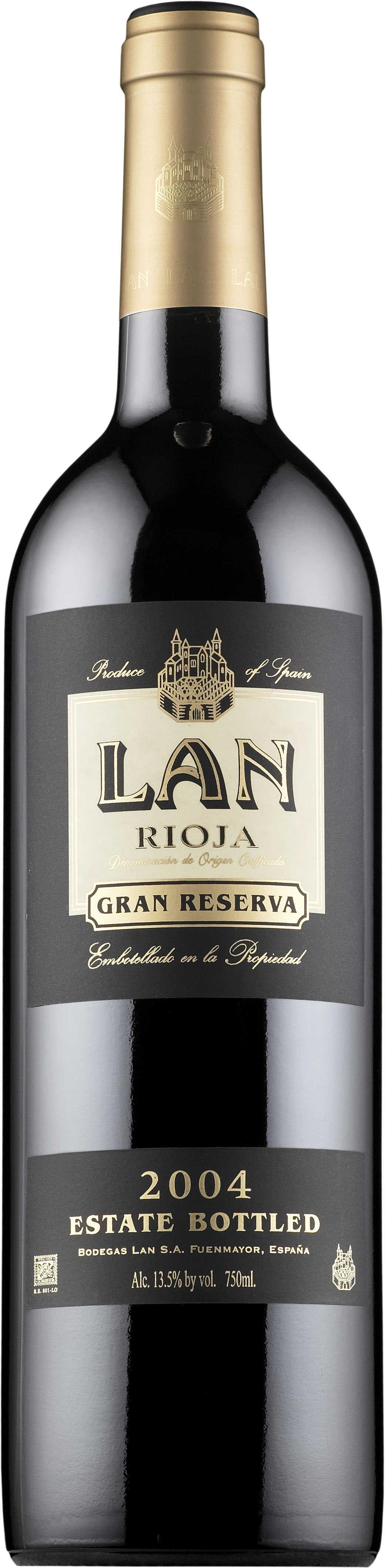 LAN Gran Reserva
