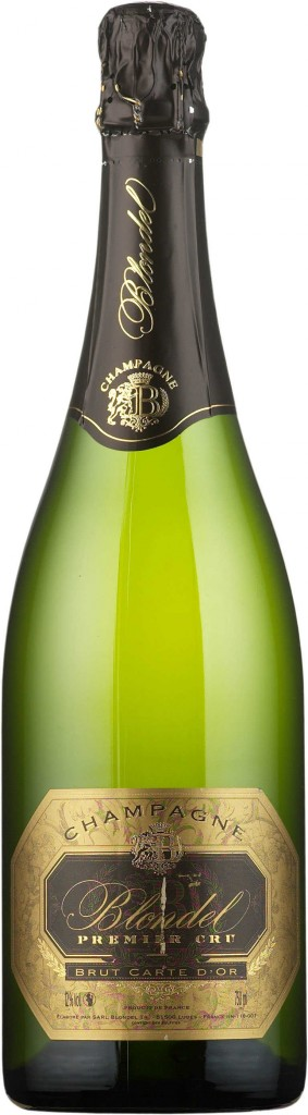 Blondel Premier Cru Brut Carte d'Or NV