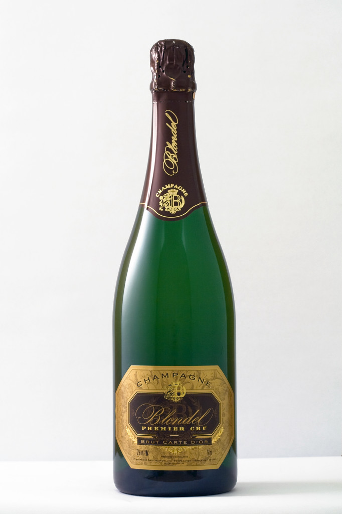 Blondel Premier Cru Brut Carte d´Or