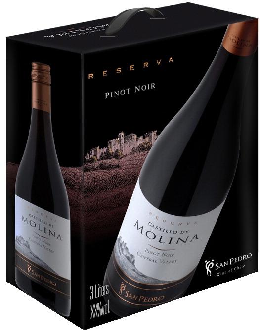 Castillo de Molina Reserva Pinot Noir 2013
