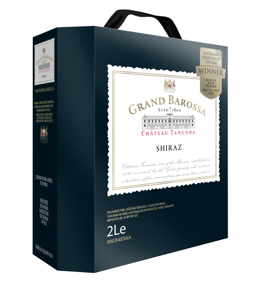 Grand Barossa Shiraz