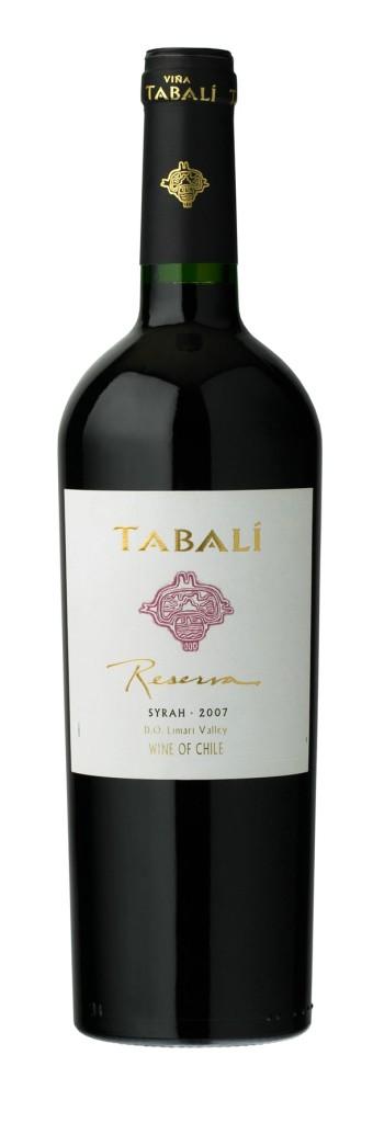 Tabali Reserva Syrah 2011