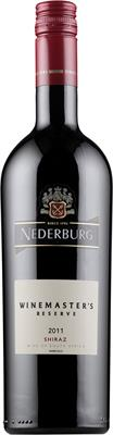 Nederburg Winemaster`s Reserve Shiraz 2013