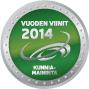 Vuoden Viinit 2014 Kunniamaininta
