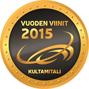 Vuoden Viinit 2015 Kulta