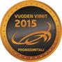 Vuoden Viinit 2015 Pronssi