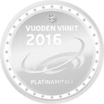 Vuoden Viinit 2016 Platina