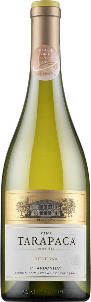 Tarapaca Reserva Chardonnay 2012