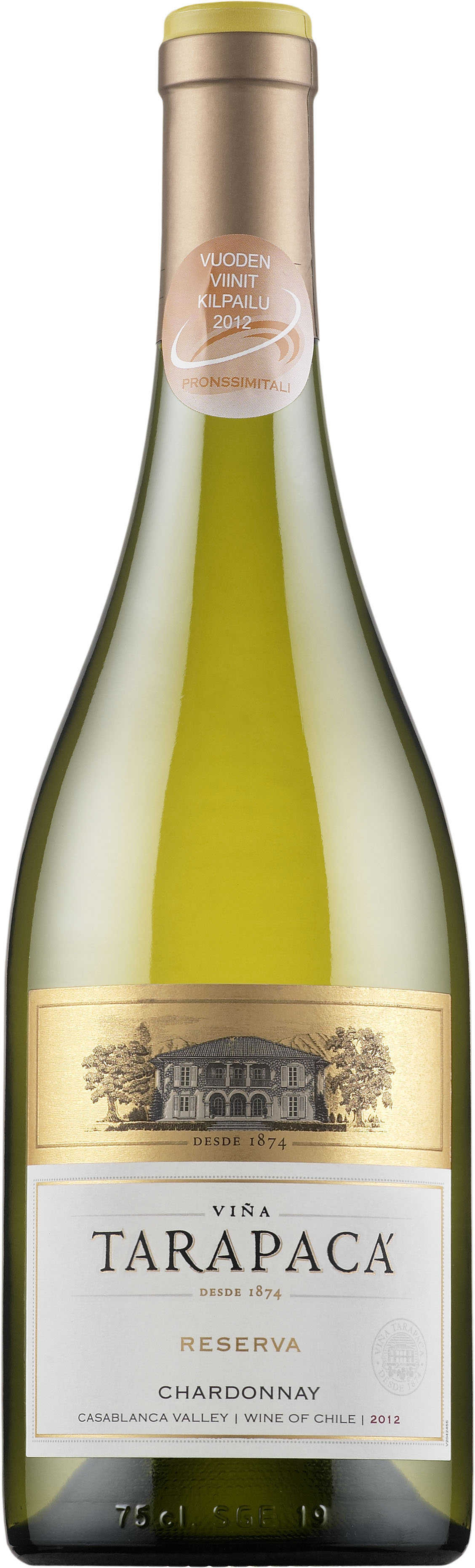 Tarapaca Reserva Chardonnay