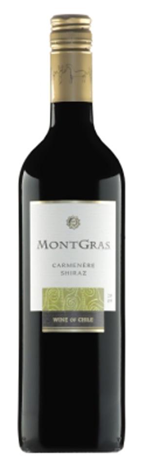 MontGras Carmenere-Shiraz 2010