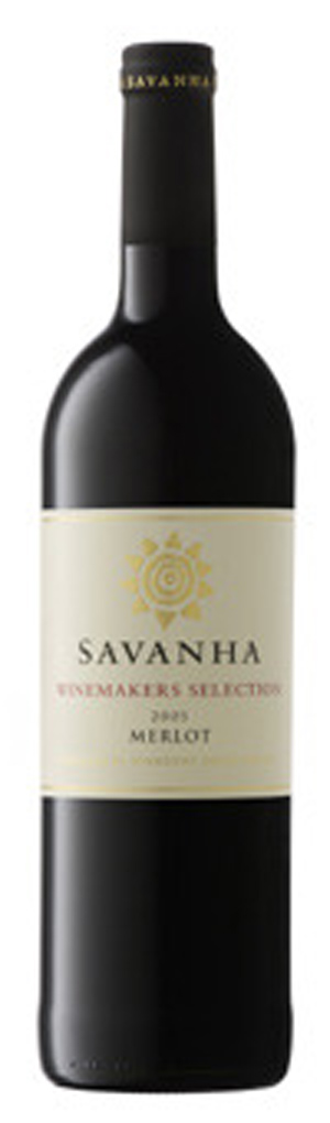 Savanha Winemakers Selection Merlot 2007