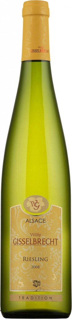 Gisselbrecht Riesling Tradition 2010