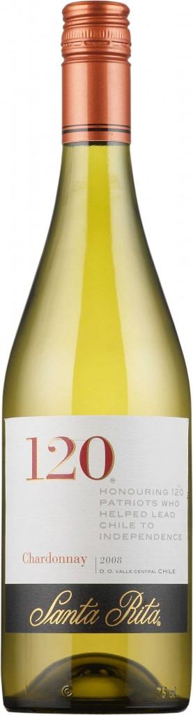 Santa Rita 120 Chardonnay 2011