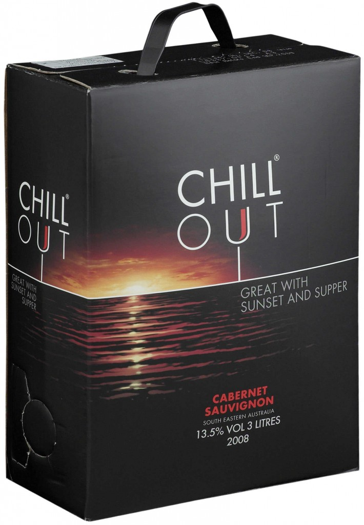 Chill Out Sunset Cabernet Sauvignon 2011
