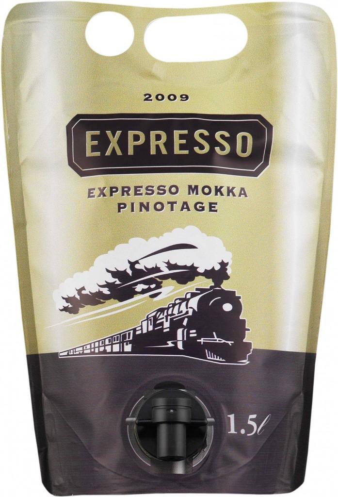Expresso Mokka Pinotage 2010