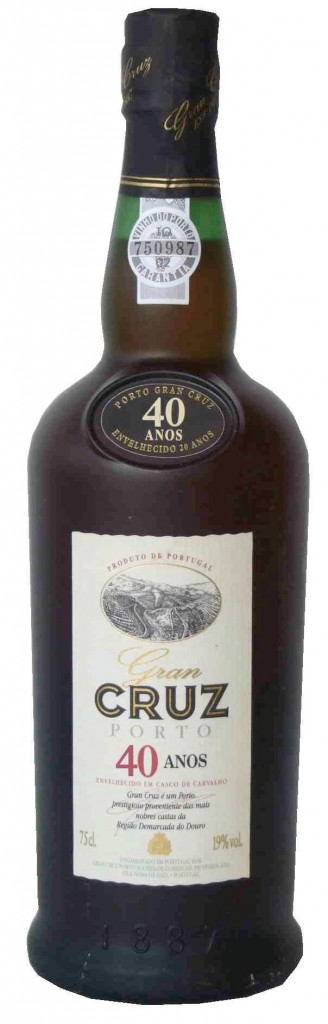 Porto Cruz 40 Years Old