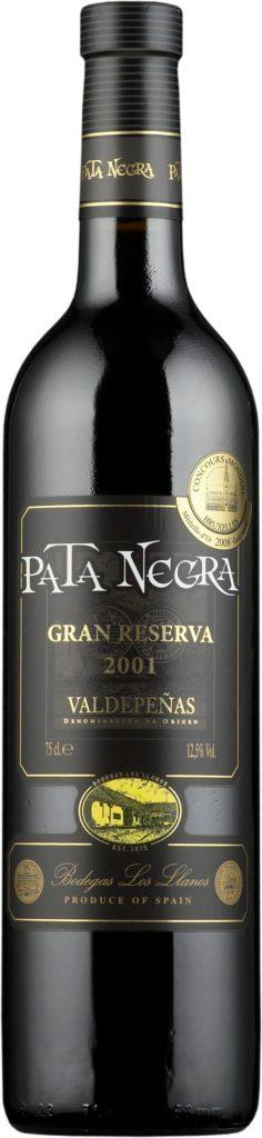 Pata Negra Gran Reserva 2007