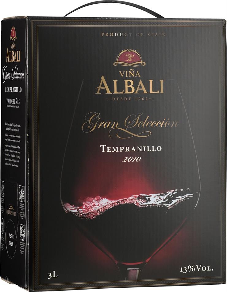 Vinã Albali Gran Selección Tempranillo 2012