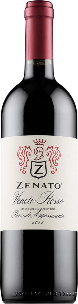 Zenato Veneto Rosso Parziale Appassimento 2013