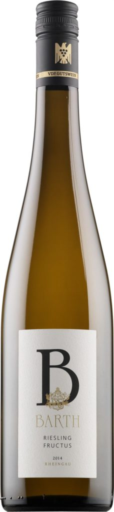 Barth Fructus Riesling 2015
