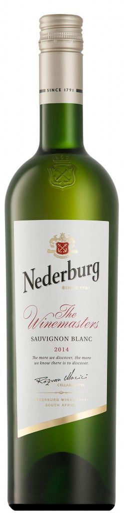 Nederburg The Winemasters Sauvignon Blanc 2016