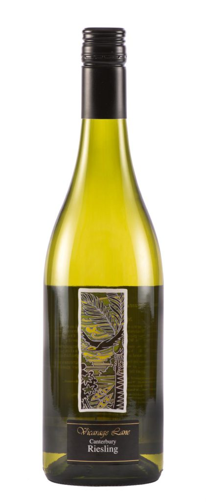 Vicarage Lane Canterbury Riesling 2011