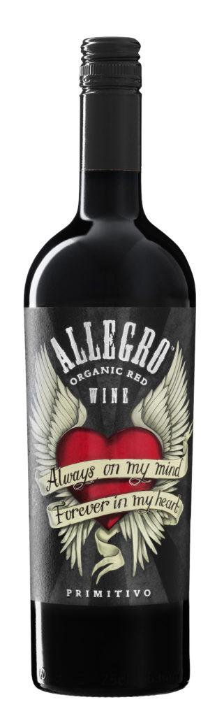 Allegro Organic Primitivo