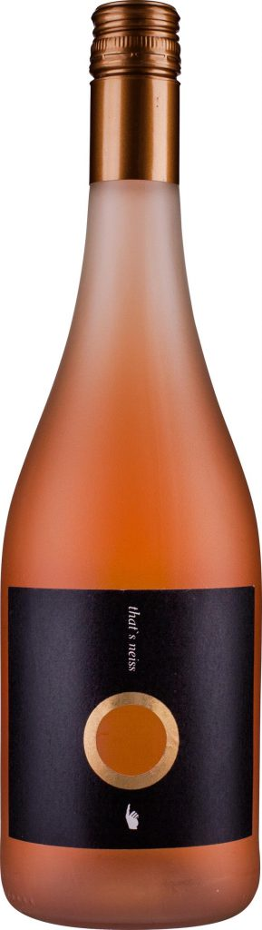 That's Neiss Pinot Noir Rosé Trocken 2015