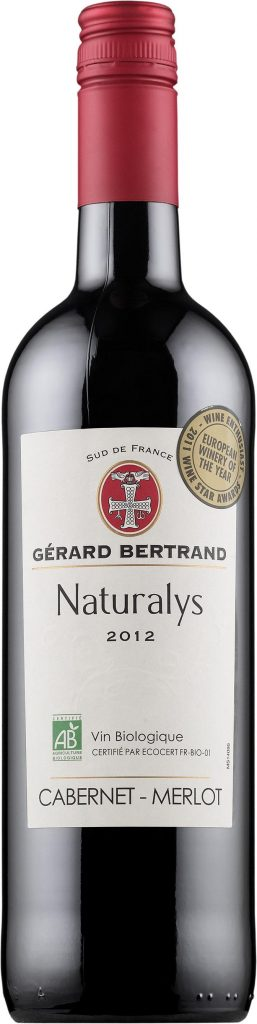 Gérard Bertrand Naturalys Cabernet Merlot 2014