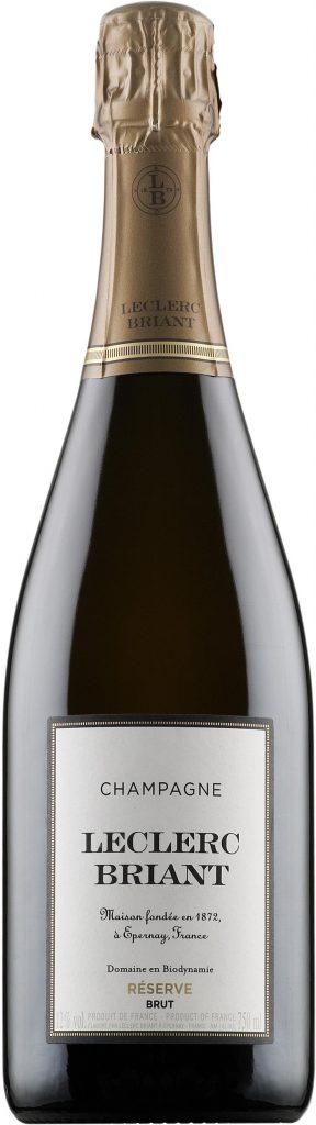 Leclerc Briant Réserve Champagne Brut