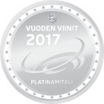 Vuoden Viinit 2017 Platina