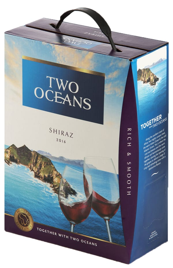 Two Oceans Shiraz 2017