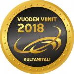 Vuoden Viinit 2018 Kulta