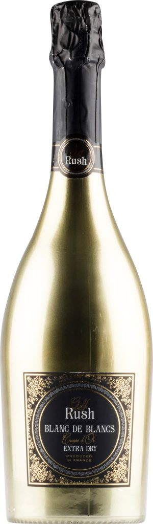 Gold Rush Cuvée d'Or Blanc de Blancs Extra Dry