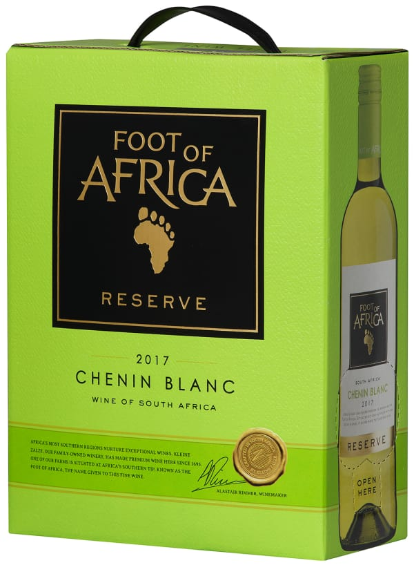 Foot of Africa Reserve Chenin Blanc 2018