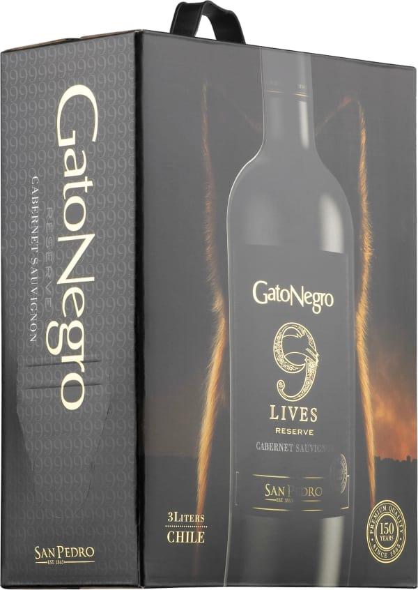 Gato Negro 9 Lives Reserve Cabernet Sauvignon 2017