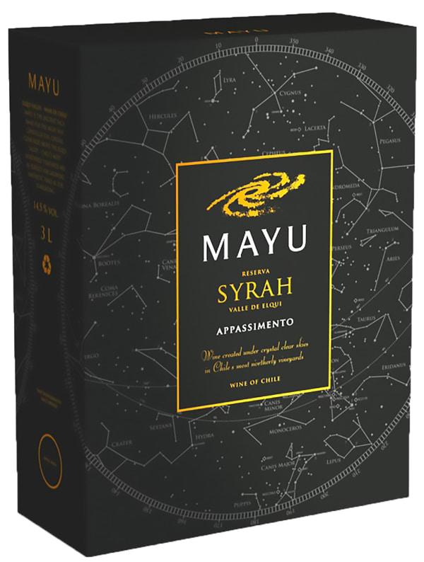 Mayu Reserva Syrah Appassimento 2015