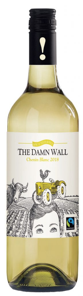 The Damn Wall Chenin Blanc 2018