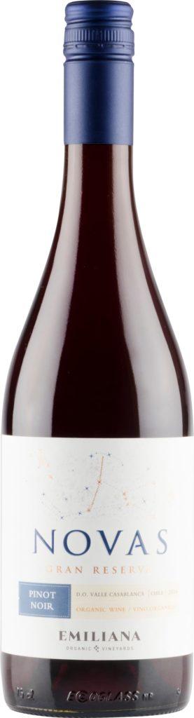 Novas Gran Reserva Pinot Noir 2017