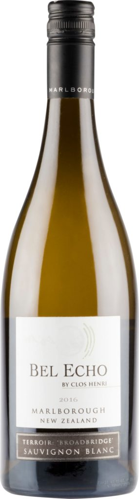 Bel Echo by Clos Henri Terroir Broadbridge Sauvignon Blanc 2017