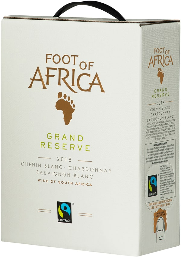 Foot of Africa Grand Reserve 2019