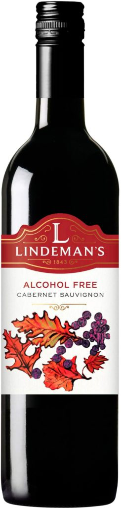 Lindeman's Alcohol Free Cabernet Sauvignon